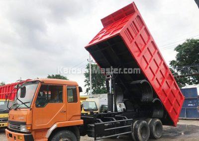 truk dropside