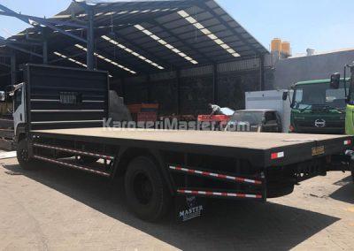 truk flat deck