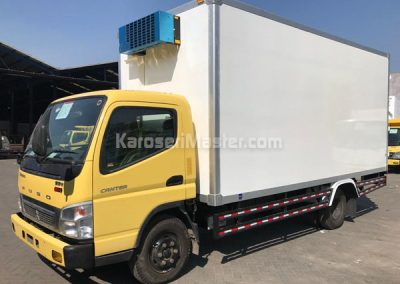 karoseri truk box pendingin