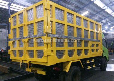 dump truck karoseri