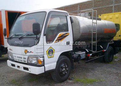 truk tangki air minum