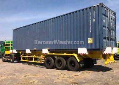 truk trailer kontainer