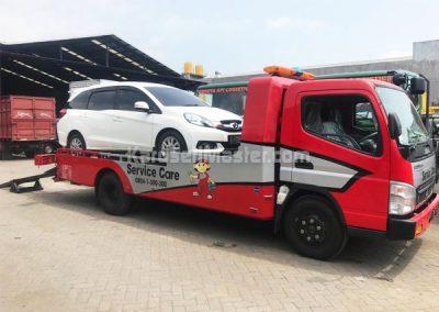 karoseri towing car